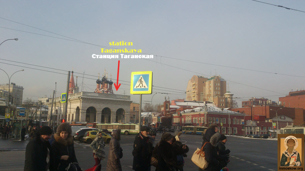 How to get to the monastery Matrona in Moscow-5